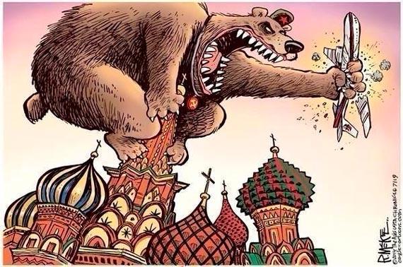 Россия проиграла суд в Гааге и должна вернуть 50 миллиардов долларов экс-владельцам ЮКОСа - Цензор.НЕТ 6043