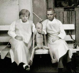 """Путин зомбирует россиян в стиле Оруэлла: """"Вывоз капитала из РФ составил 130 млрд долларов. Но эти деньги никуда не делись"""" - Цензор.НЕТ 701"""