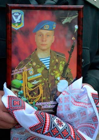 В лесу на Луганщине в сожженной машине нашли тело проукраинского активиста - Цензор.НЕТ 6491